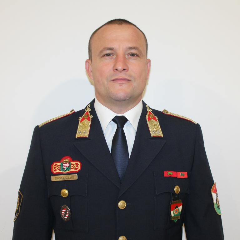 Maczek Szilárd fotója