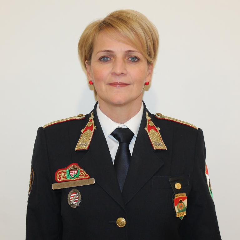 Vinczéné Varga Ágnes fotója
