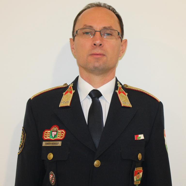 Uhrin Mihály fotója