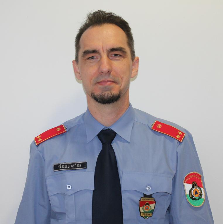 Várszegi György fotója