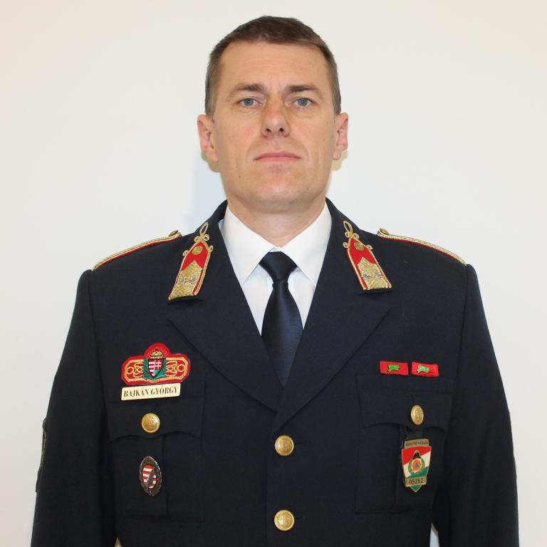 Bajkán György fotója